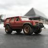 Jeep Cherokeeに乗って、無人駅探訪。虫川大杉駅