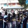 カンテルでのフリースタイルフットボール教室の記録~グアテマラ通信
