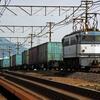 1998年11~12月期の鉄道汚写真 EF65・183・名鉄電車