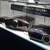 三菱3Dプロジェクターはスクリーン買い替えが必須?【CEATEC2010】