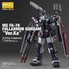 7月『MG フルアーマー・ガンダム Ver.Ka(サンボル版)』『胸像プラモ FB 刹那』追加サンプル公開! 装甲着脱可能、圧倒的ボリューム…!!