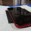 iPhone XR ガラスコーティング