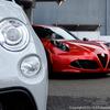 【Alfa Romeo】 4Cの衝撃