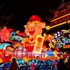 <上海>2019ランタンフェスティバル豫園新春民俗芸術灯会