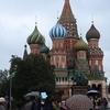聖ワシリー教会 ザ・ロシアの景色 中も豪華絢爛 2018欧州旅行その46