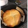 シーズンラストは炉内でパン焼き