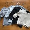 2歳半の男の子の冬服、汚して着替えるので6セットは必要。なるべく薄着にして外ではジャケットよりベスト。