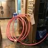 岡山市内 某飲食店 埋設配管破損に伴う給湯配管引き直し作業(緊急)