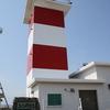 灯台の霧笛
