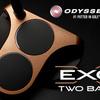 超豪華な2018年 オデッセイEXO2ボールパターが新発売です。。オデッセイのスコッティキャメロンパター??仕上げのクラフトマンシップのイメージで大事にしたくなるパターです。