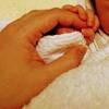 【初産レポ予定日超過④】子宮口9㎝!フリースタイル分娩万歳。夫も一緒に深呼吸!