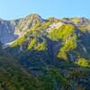 2016/10/7 雨飾山に登る Day2