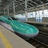東北新幹線はやぶさのグランクラスに乗りましたぁ💃