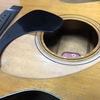 500円のフォークギターを復活させよう その3