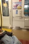 【日常】電車に乗って東小金井までリハビリを…。