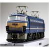 1/45 トレインミュージアムOJ『電気機関車 EF66 前期型』プラモデル【アオシマ】より2019年7月発売予定♪