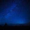 超涼しいので夏に最高!四国カルストで満天の星空を見てきたよ!