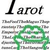 アレフベート タロットの真の意味 象徴文字を考える