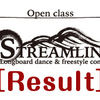 Open class [Result]