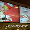 ハンバーガー食べたければ、マクドナルドへ行け!?バーガーキングの究極の「敵に塩を送る」大作戦!