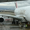 <スペイン11月> エミレーツ航空は順調でした