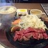 大阪 箕面小野原「みーとがぁでん」〜やわらかいのはあたりまえ、焼肉&ステーキ、美味でございますぅ〜