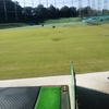 今年はじめてのゴルフ