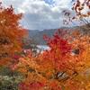 撮影に行って来ました 豊平峡ダム 定山渓温泉 10月24日(土)2020