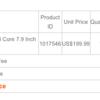Xiaomi Mi Pad2買いました 続き