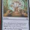 【KLD】エネルギーカウンターを3本ずつ出しあったんや、Woodweaver's Puzzleknot に新ドラゴンくんなど、公開カード達