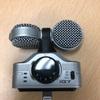 iPhone、iPadでの録音、撮影を高音質に。【ZOOM IQ7】
