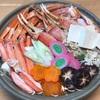 毎年恒例の豪華かに鍋で、自宅で楽しい忘年会!
