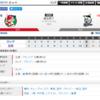 2019-06-20 カープ第68戦(マツダスタジアム)7X対6ロッテ(37勝29敗2分)サヨナラ勝ちも素直に喜べないけど、負けなくてよかった小園のデビュー戦。