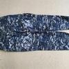 アメリカの軍服  海軍迷彩トラウザース (ブルータイプ)とは? 0126  🇺🇸