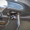 パーツ:Rick's Motorcycles「Indicator holder front」
