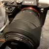 フルサイズミラーレスカメラ、SONY A7iiを買いました