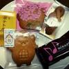 【白十字】国立の洋菓子店でシュークリームと焼き菓子