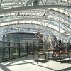 博多駅で一息つくなら陥没現場が一望できる無料バルコニーがオススメ!