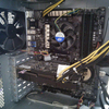 HDD増設するために初めてPCケースを開けた