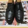 靴と心を磨く