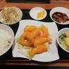 滋賀県彦根市南彦根駅近く・・・満源快餐館でのエビチリランチは超リーズナブル!!