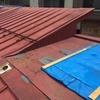 燕市秋葉町の法人様に屋根調査とステンレス張り調査