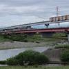 地図子、残堀川を歩く -1/3 多摩川との合流地点から昭和記念公園の外まで-