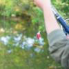 釣りから始まる1日
