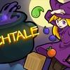 WITCHTALE 若い魔女が500歳のお婆ちゃんの誕生日を祝うためにアクセを作るアクションゲーム