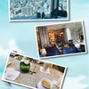 スイスホテルで大阪の風景を一望
