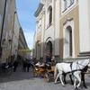 思い出の旅・写真: モーツァルトの街ザルツブルクを訪ねて - 市街地