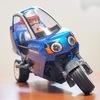 この操縦感はクセになる! タミヤの3輪バイクラジコン「ダンシングライダー」買いました! ベアリングも必須ですな!