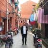 蟹食べるのを忘れて週末上海!