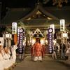 前鳥神社例大祭 斎行される